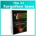 The 11 Forgotten Laws